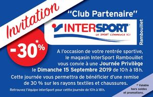 Promo INTERSPORT Gazeran
